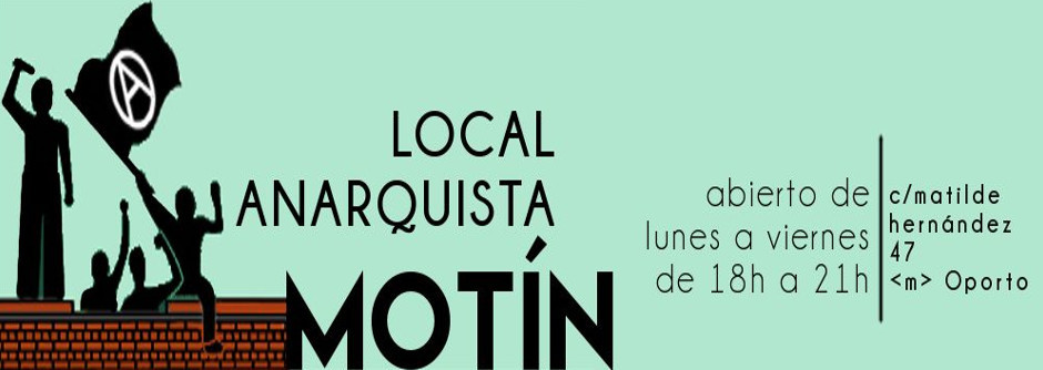 Local Anarquista Motín
